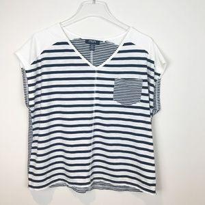 Chaps T-Shirt Size XL